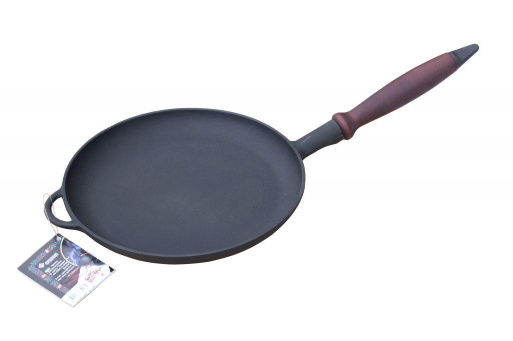 Патинирование и дальнейшее использование сковородок без покрытия
