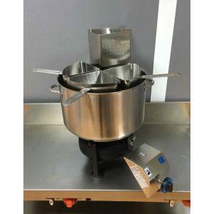 Как прочистить газовую горелку у плиты